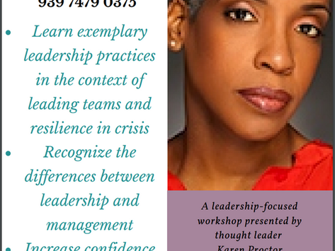 Join SCCF for a Free Community Workshop on Managing in Crisis and Uncertainty