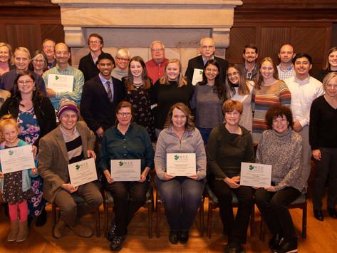 2019 Philanthropy Internship Grant Recipients