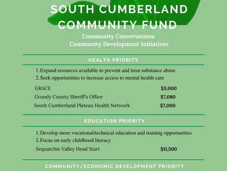 Community Conversations Funding Announced