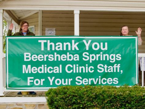 SCCF Partner Beersheba Springs Medical Clinic Provides a Model for Response to COVID-19