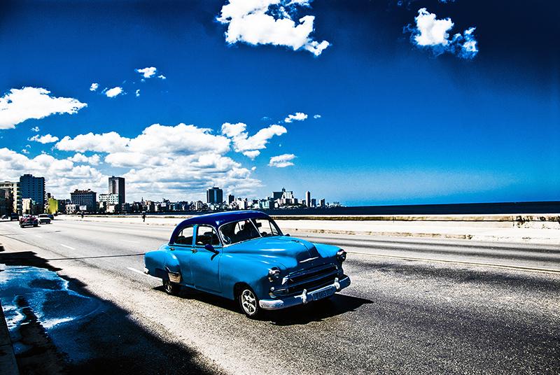 Cuba XX La Havane