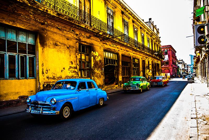 Cuba XXI La Havane