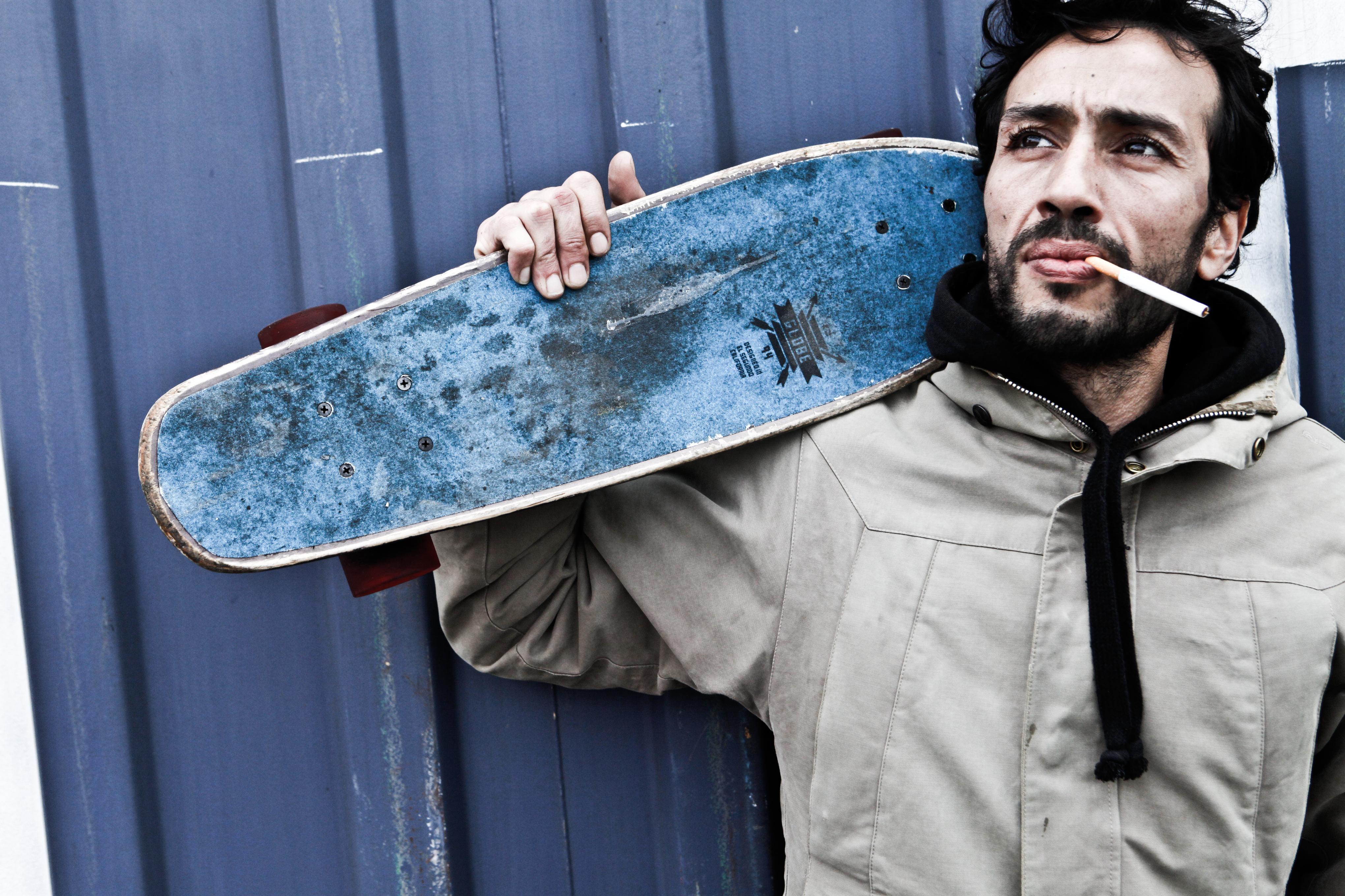 Portraitiste Paris Djamel Djebbour