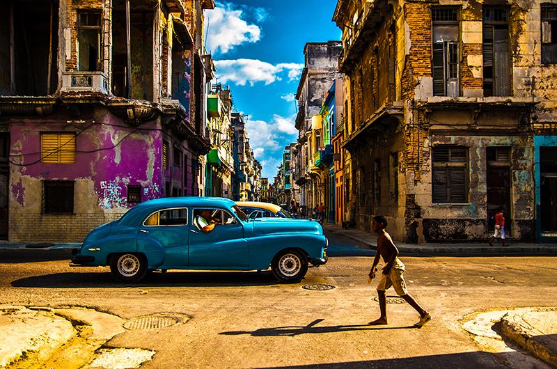 Cuba XII La Havane