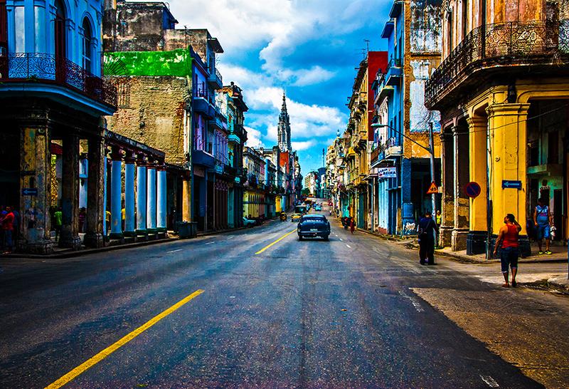 Cuba VI La Havane
