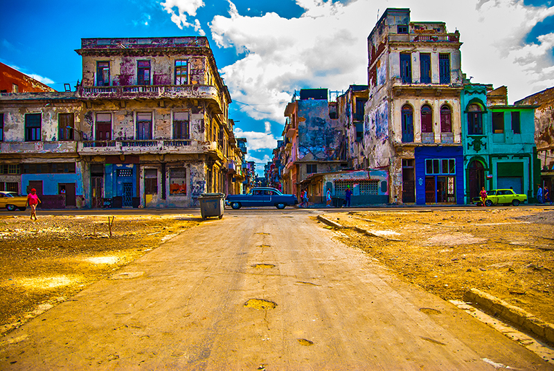 Cuba XXVII La havane