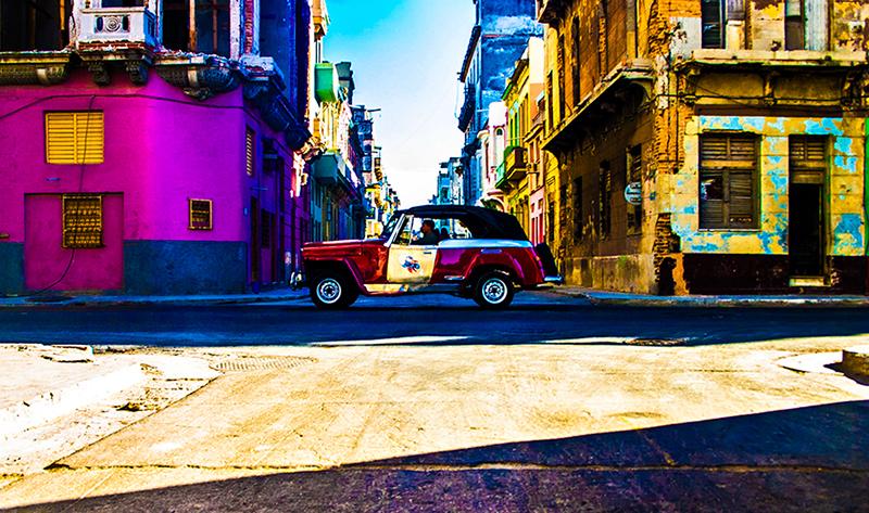 Cuba XXIII La Havane