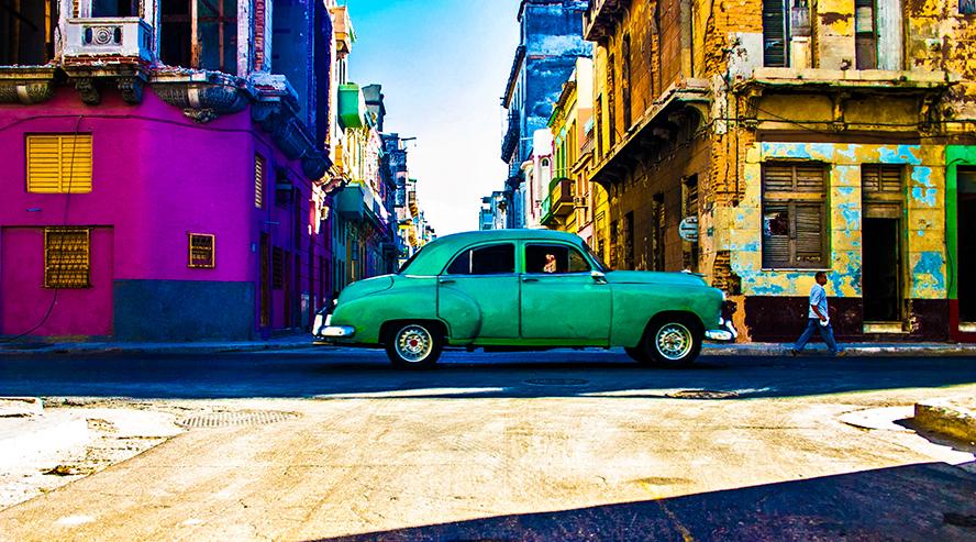 Cuba XXII La Havane