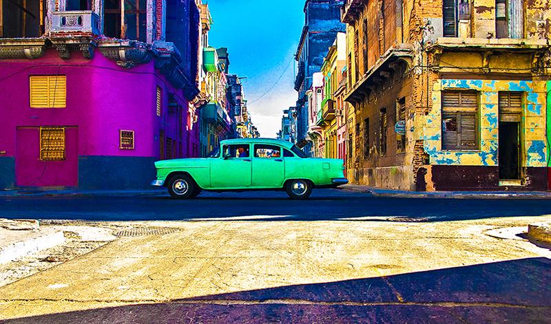Cuba XXVI La Havane