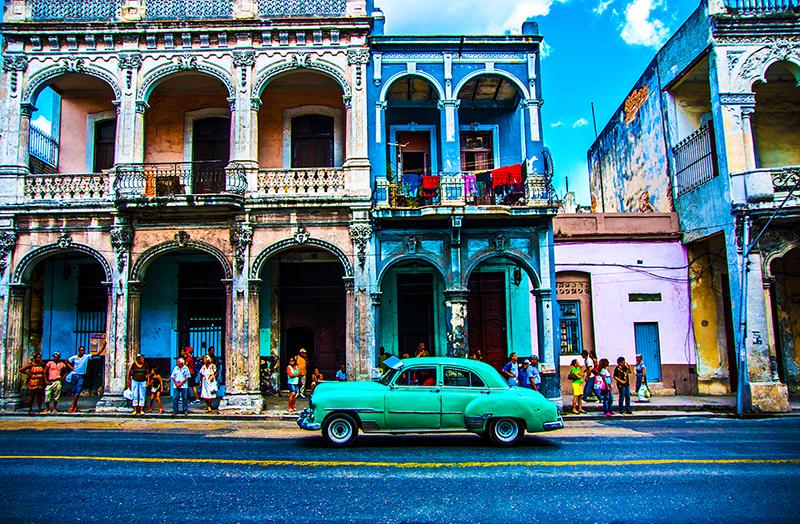 Cuba V La Havane