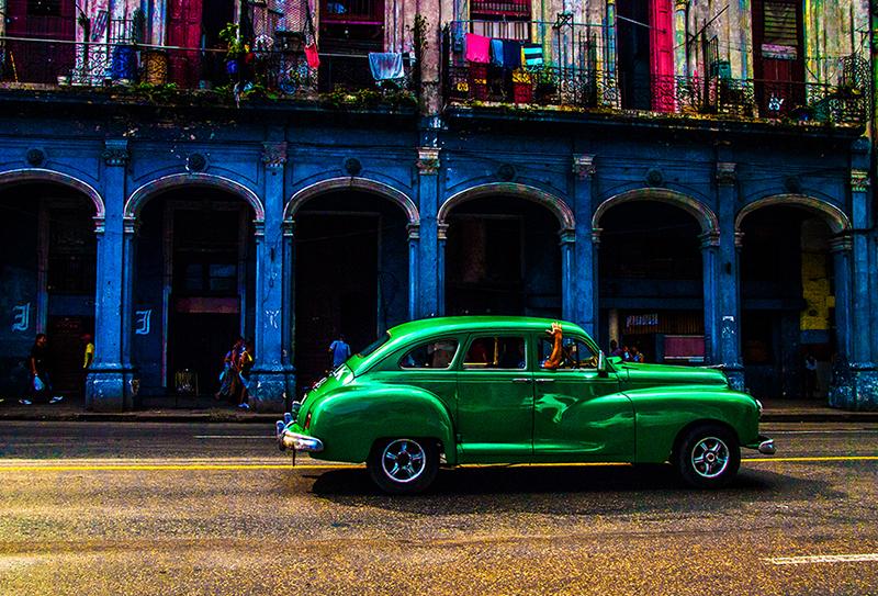 Cuba IV La Havane
