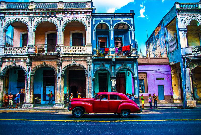 Cuba XI La Havane