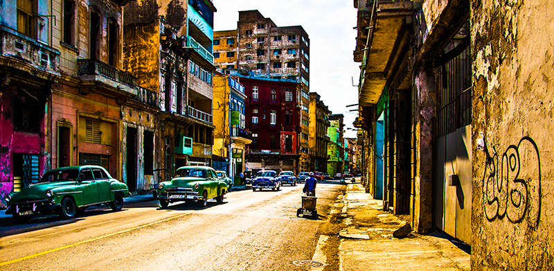 Cuba XXVIII La Havane