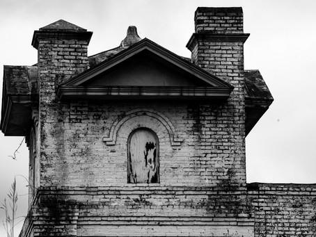 Fading Into History - Moore County, North Carolina