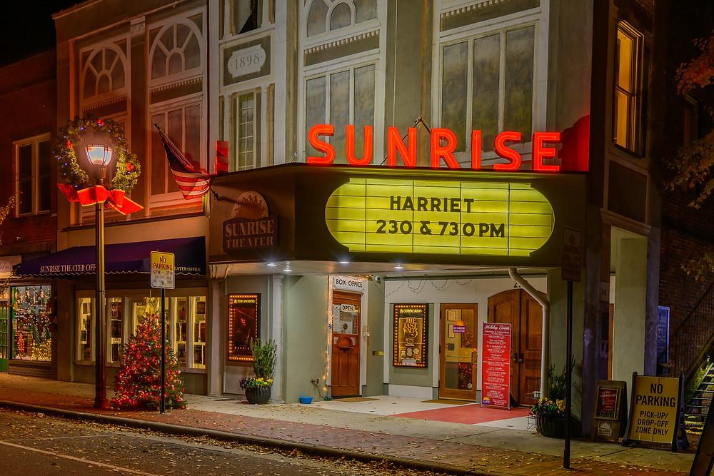 Sunrise Theatre DHR