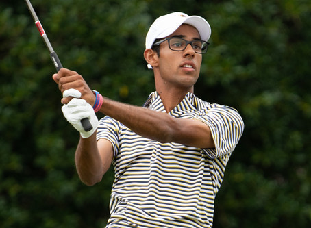 18-Year Old, Akshay Bhatia Breaks Through at Safeway Open