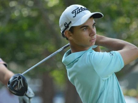 Home cooking good for 2 former Pinecrest golfers