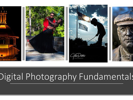 Learn Digital Photography Fundamentals Online, for free