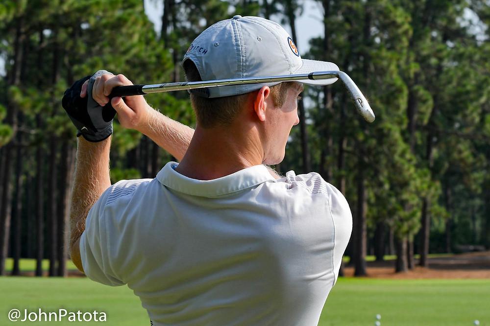 Josh Martin Pinehurst Golfer