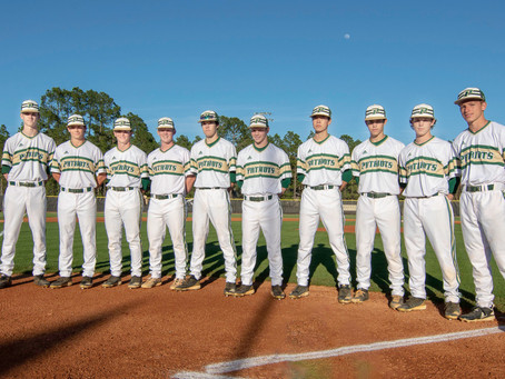 Pinecrest Varsity Baseball opens conference championship Tuesday