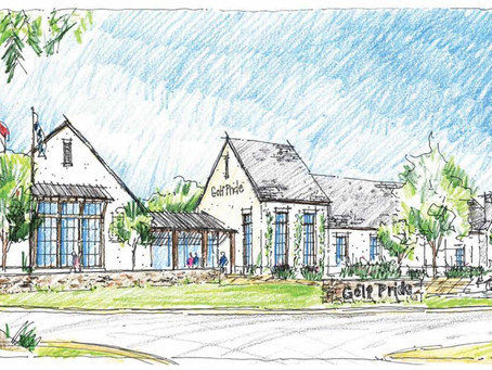 Golf Pride's Pinehurst headquarters nearing completion