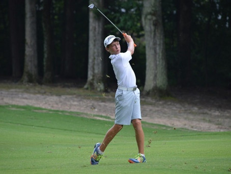 Jackson Van Paris of Pinehurst Qualifies for US Amateur Championship