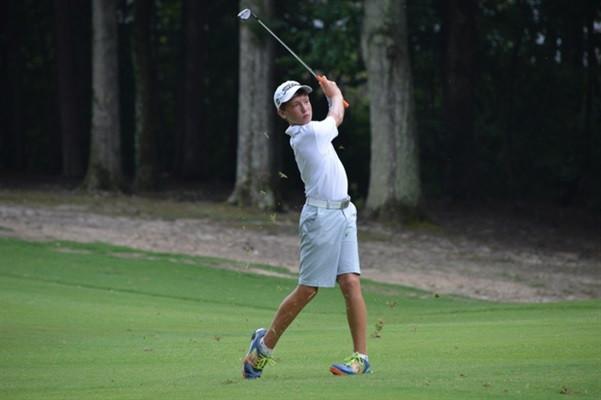 Jackson Van Paris Pinehurst Golfer