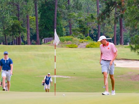118th Men's North & South Golf Amateur Championship Begins in Pinehurst