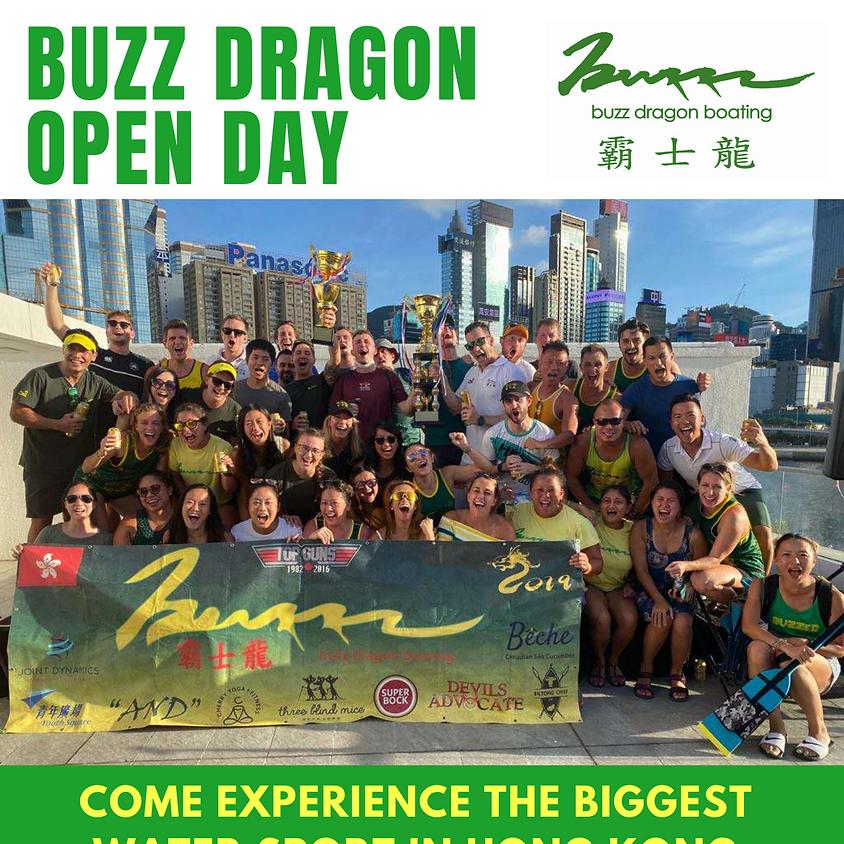 Buzz Open Day 8 Nov 2020