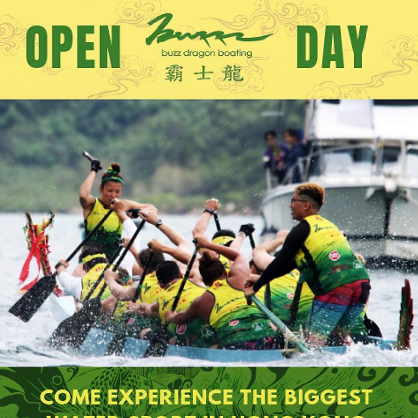 Buzz Open Day 1 Sept 2019