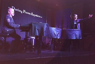 Dueling Pianos Hospitality Suite