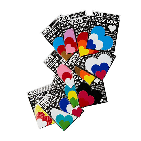 Secret Love Project Sticker Packs
