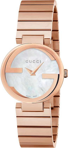 GUCCI INTERLOCKING SMALL WATCH