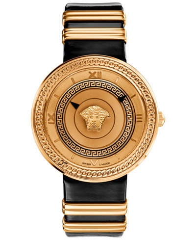 VERSACE V- METAL ICON GOLD