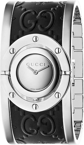 GUCCI TWIRL LARGE WATCH