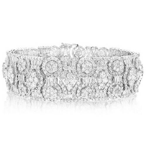 'ICY' Diamond Bracelet