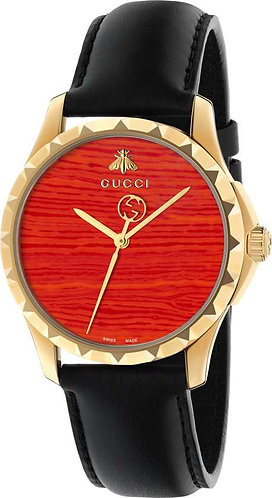 GUCCI LE MARCHÉ DES MERVEILLES QUARTZ MEDIUM WATCH