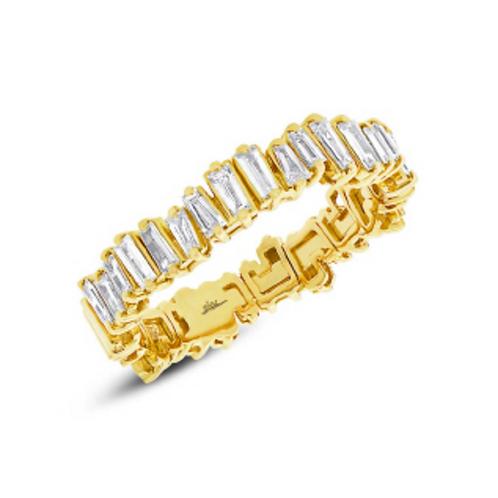 'BAGUETTE' Diamond Ring