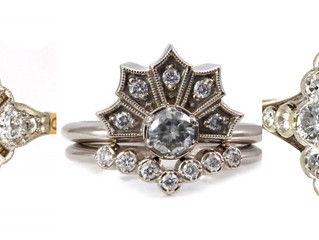 Engagement Rings for the Non Traditional Bride