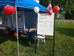 Canada Day Booth1