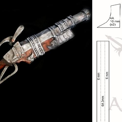 Molde Hunyer Gun - BloodBorne