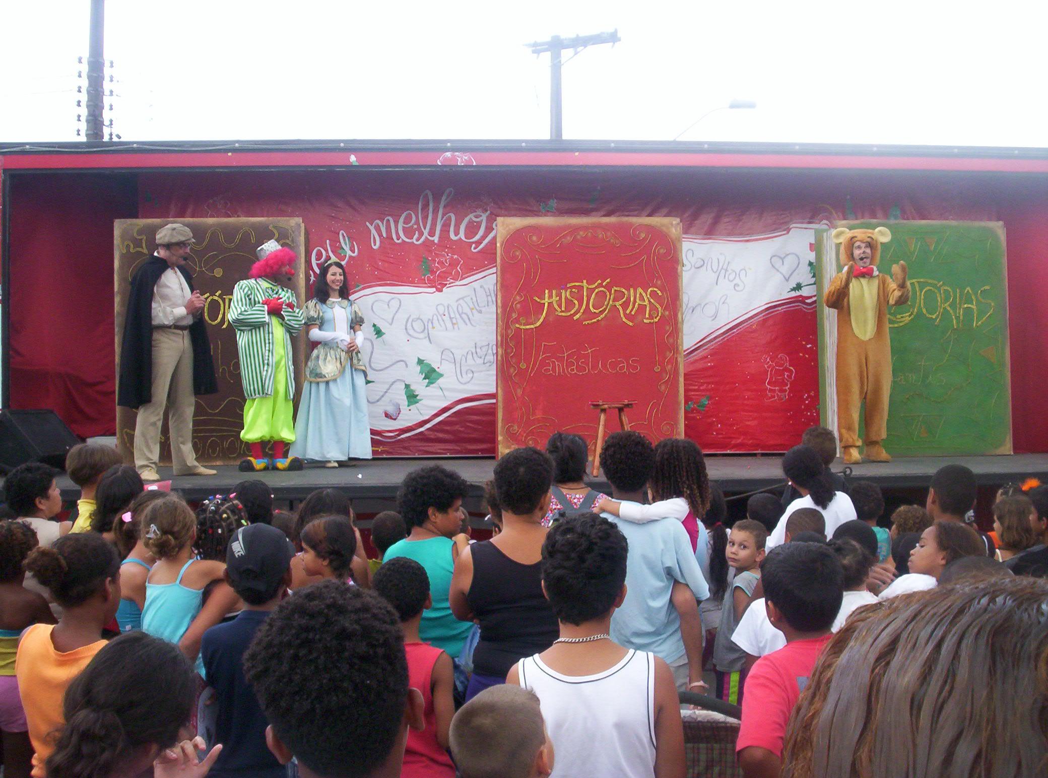 Caravanas de Natal Coca-Cola