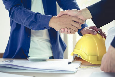 engineer-architect-shake-hands-agree-dea