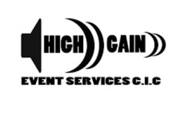 High Gain Event Services