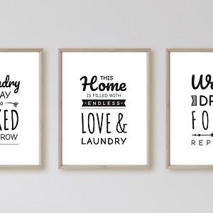 Laundry Quotes