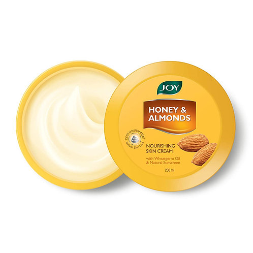 JOY Honey And Almond Cream (200ml)