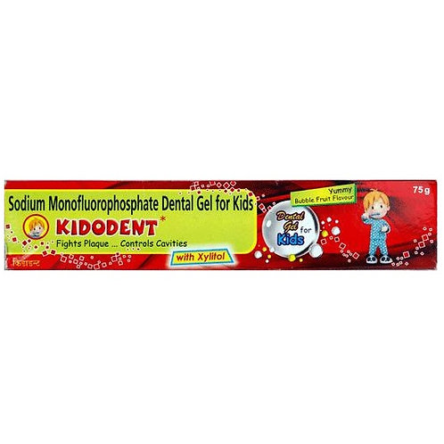 Kidodent Paste-75g