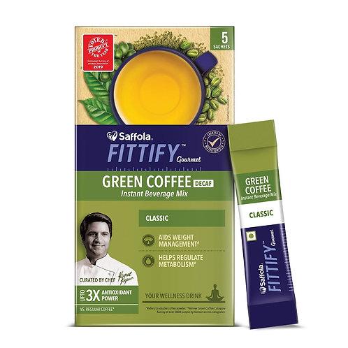Saffola FITTIFY Green Coffee(set of 2)