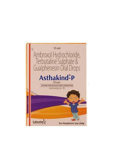 Asthakind-P Drops-15ml