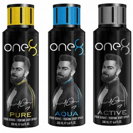 One 8 Men Perfume Body Spray